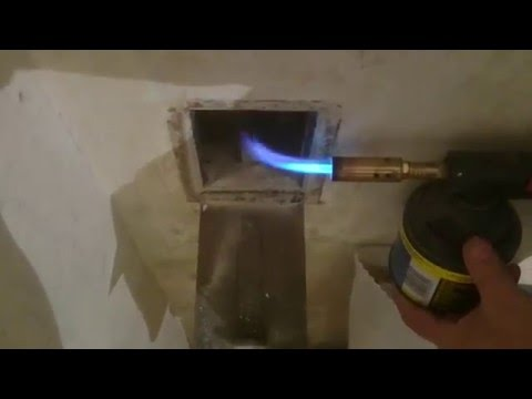 How to check if your chimney works