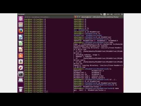 Building a Loadable Kernel Module on BeagleBone Black