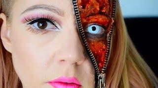 Halloween Sminkek.Halloween Smink Videos 9tube Tv