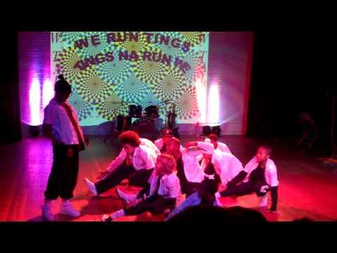 IMD dance group