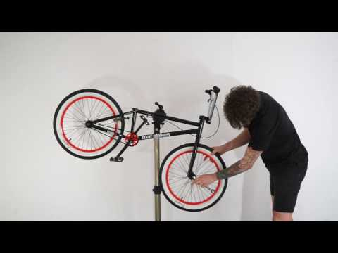 HOW TO BUILD YOUR BMX