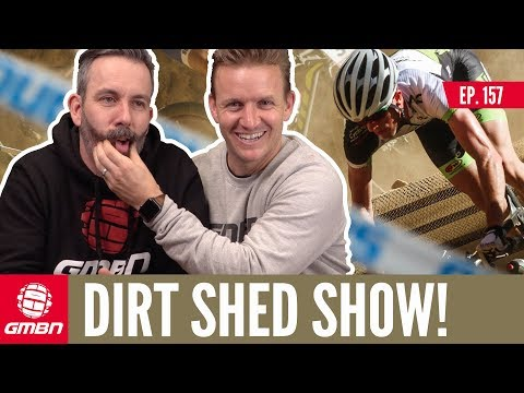 Cross Country World Cup Fever   Dirt Shed Show Ep. 157