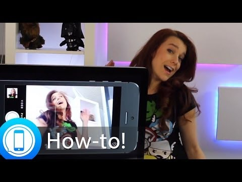 How to take the perfect selfie with your iPhone!