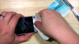 Samsung S4 Mini Glass Only LOCA - Glass Display Removal - Charge Port Camera Mic Display Screen