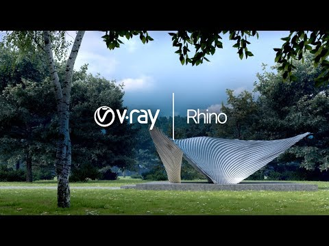 V-Ray for Rhino — Webinar: What's new in 3.6