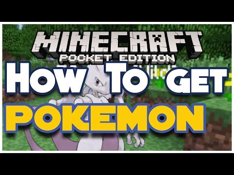 How to get Pokemon MCPE! - Minecraft PE (Pocket Edition)