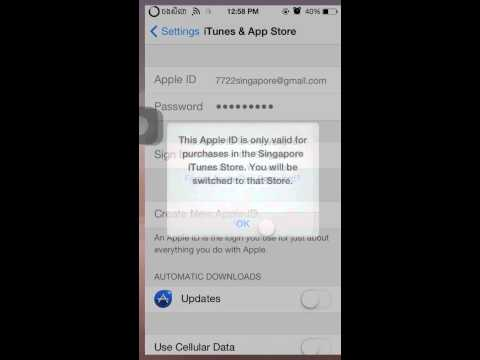 How to change country of Apple Store fast IDBox [Top Tweak2015]