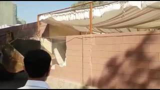 Shadi hall demolished