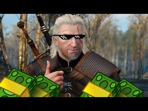 The Witcher 3 Unlimited Money Glitch Patch 1.31 Unlimited WORKING*
