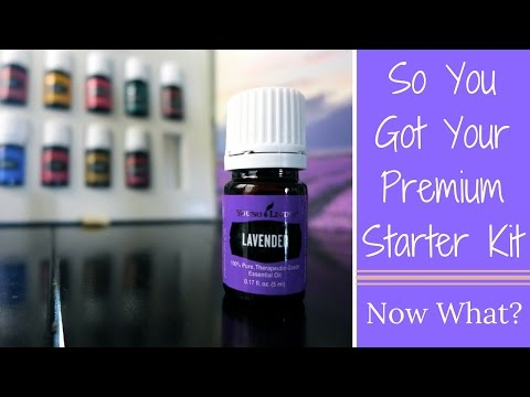 You Got Your Premium Starter Kit: Now What?!