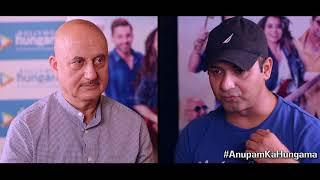 """Salman Khan, Akshay Kumar & Anil Kapoor Told Me To Work On My…"": Anupam Kher"