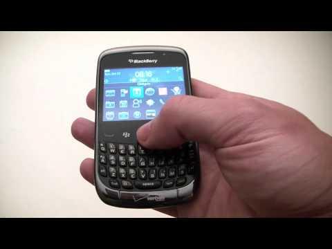 Blackberry Curve 3G 9330 Verizon Smartphone Review