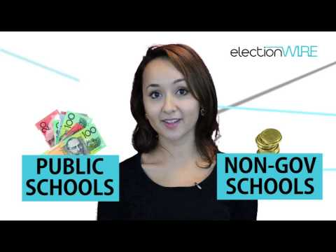 electionWIRE - Education: How does education funding work?