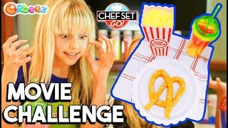 Orbeez Movie Night with Chef Set Go! DIY Snacks! | Official Orbeez