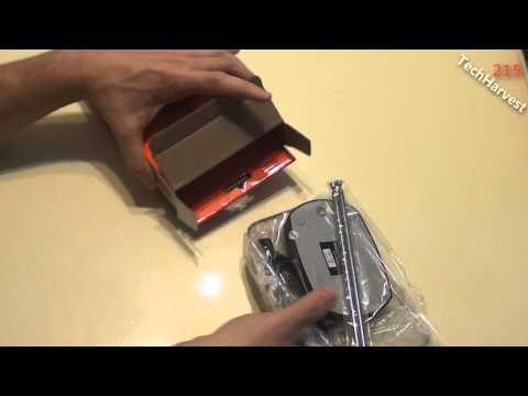 Unboxing: RCA Antenna For An APEX Digital TV Converter Box