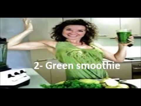 Four Best Drinks to Lose Weight Fast