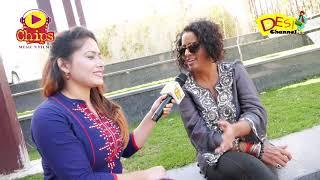 Chammak Challo Singer Hamsika Iyer in Chandigarh