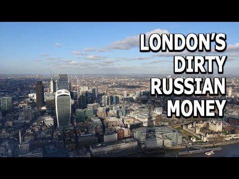 London's Dirty Russian Money