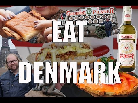 Danish Food & What To EAT in Denmark