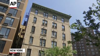 Confederate Flags In NYC Window Offend Neighbors