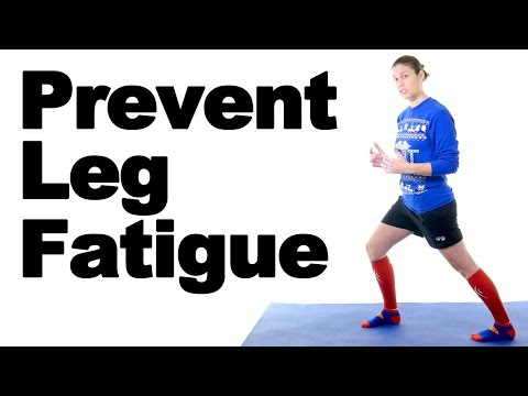 7 Best Treatments to Prevent Leg Pain & Fatigue in Runners - Ask Doctor Jo