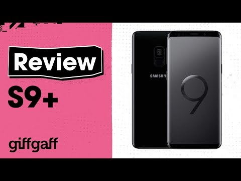 Samsung S9+ Review | Phone Review | giffgaff