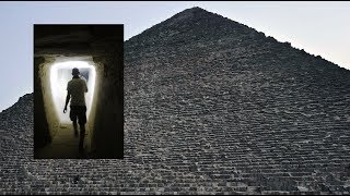 Hibernating Alien Discovered Inside Secret Chamber in The Great Pyramid