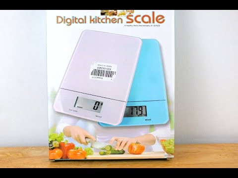 All In One Digital Kitchen Scale: Review
