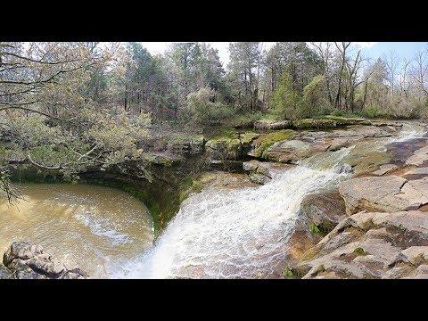 Falls Branch Falls, Perry County, Missouri (Waterfalls)