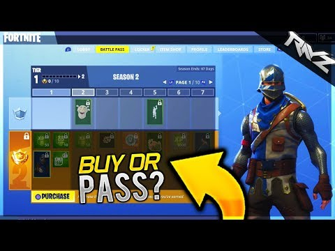 Should You Buy A Fortnite Battlepass? Here Is EVERYTHING You Get! (Fortnite Battle Royale)
