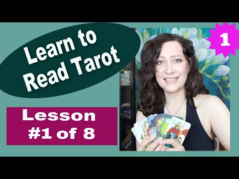 How to Read Tarot Cards (LESSON 1/ 8) CARD COMBINATIONS