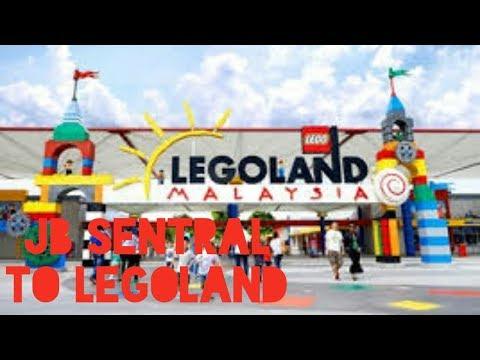 JB SENTRAL  TO LEGOLAND MALAYSIA