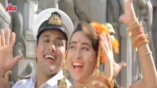 Yaad Sataye Teri Neend Churaye Meri - Govinda, Karishma, Raja Babu Song