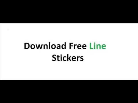 Line (Naver) FREE gratis Stickers Android -No Root-