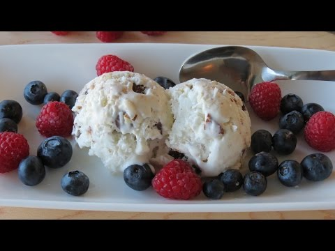 Coconut Ice Cream (No Machine) -- The Frugal Chef
