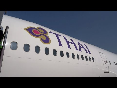 Flight Report 3 - Thai Airways | Royal Silk (Business) Class | TG320 | KTM-BKK