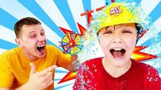 Download Игры для мальчиков - Челлендж Мокрая Голова! – Смешные видео с игрушками. Video