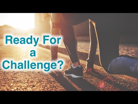 Get Ready for a Challenge! - January 2018