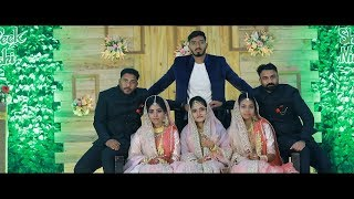 SHAFEER & NIMISHA | SHAFEEK & JAMSHI Muslim Wedding Highlight - ShoodAds +91 8547 530 956