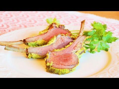 AMAZING Roasted Rack of Lamb 烤羊排 CiCi Li