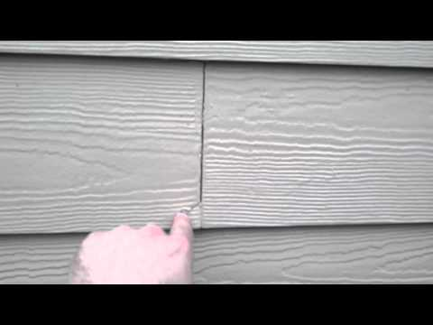 Treatment of Field Joints/Butt Joints on Hardieplank Lap Siding (primed version)