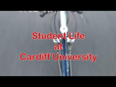 Student Life at Cardiff University - Vlog 1 - Introduction