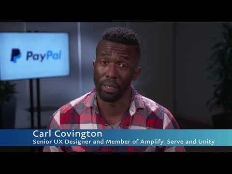 People of PYPL - Carl Covington