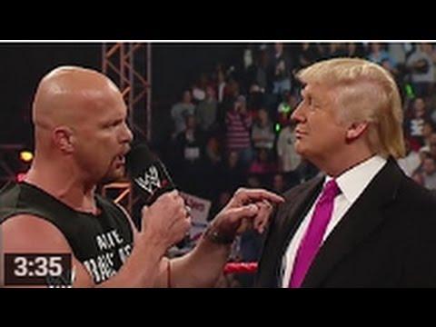 Xxx Mp4 المصارع ستيف أوستن ضرب رئيس أمريكا دونالد ترامب في Wwe وطرحة ارضا 3gp Sex