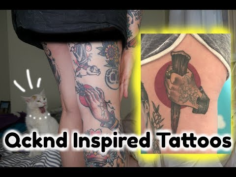 Subscribers Qcknd Inspired Tattoos