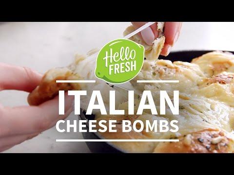 Italian Cheese Bombs
