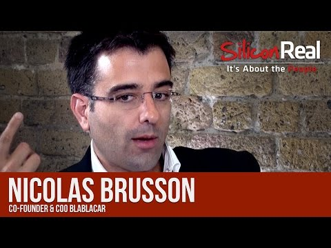 How to get the Venture Capital investment you want - Nicolas Brusson | Silicon Real
