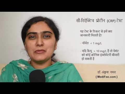 CRP Blood Test (in Hindi)