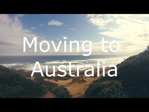 Moving to Australia - UK to Australia - GoPro hero 4