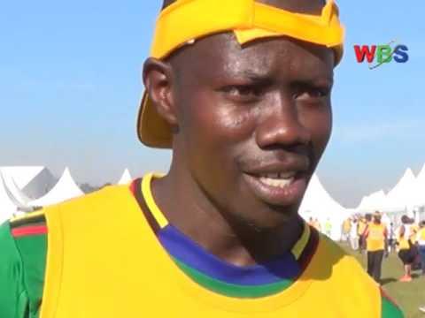 UGANDANS RUN FOR IMPROVED SANITATION